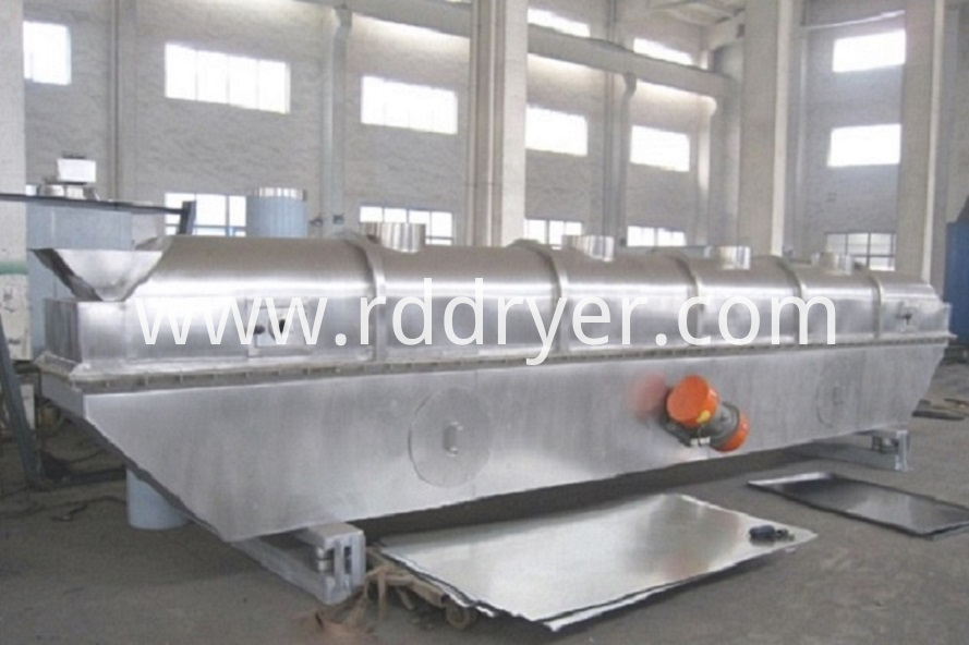 Polyvinyl Acetate Vibrating Fluid Bed Dryer