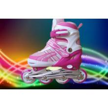 Pink Roller Skate Children Inline Skate