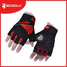 2016 China Products medio dedo bicicleta de montaña guantes de ciclismo