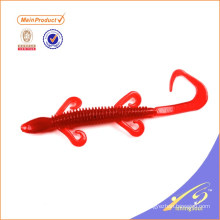 SLL085 High quality wholesale lizard lure free sample soft lure