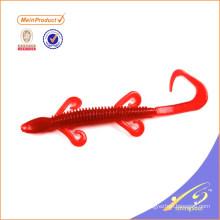 SLL085 высокое качество оптовая ящерица приманки мягкие приманки свободный образец
