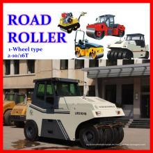 Rodillo neumático 10-16t del neumático de la alta calidad para la venta (LRS1016)