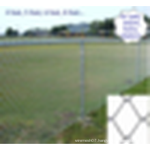 Sports venues fence