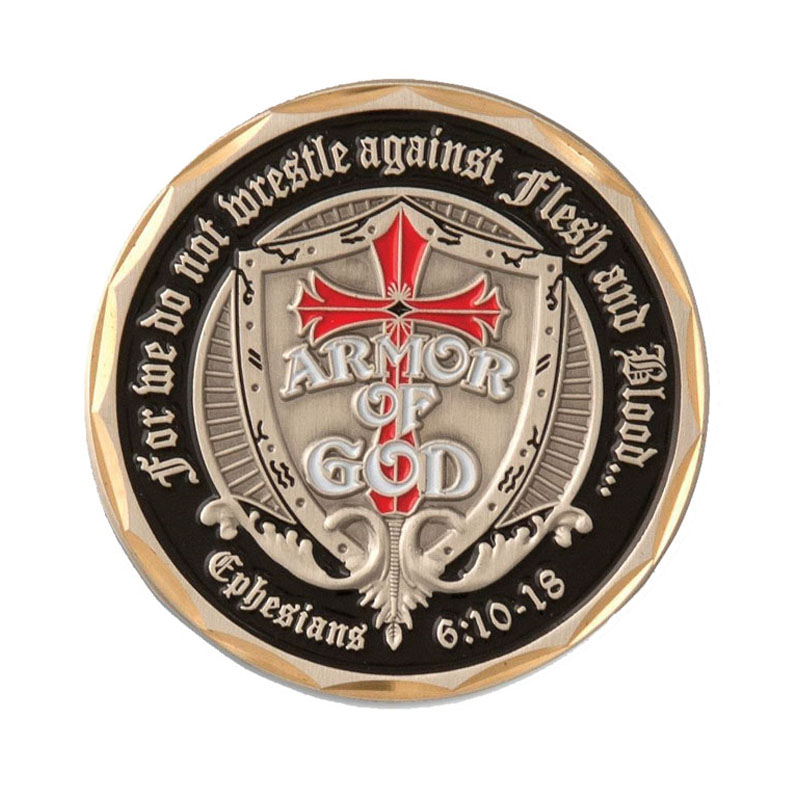 Michael Challenge Coin