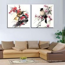 The Picture of Birds by oil