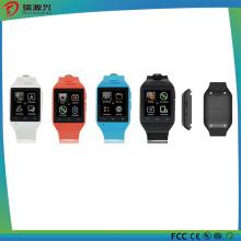 """S19 1.54 """"montre intelligente d'appareil-photo d'écran tactile de Bluetooth"""