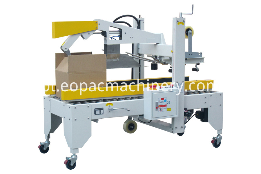 Top& Bottom Sealing Machine
