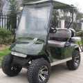 Gas Power 4 seater off road Golf Carts