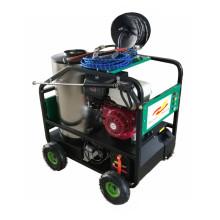 Gewerblicher Gasantrieb Warmwasser-Hochdruckreiniger RSHW4000C