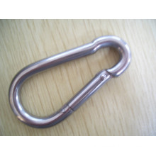 Stainless Steel Spring Snap Hook
