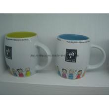 Keramik-Werbebecher
