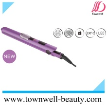 New Fashionable Design Professional Hair Straightener with Handle Lock