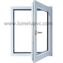 Анти-УФ двойное ламинированное стекло виниловые окна с аргоном