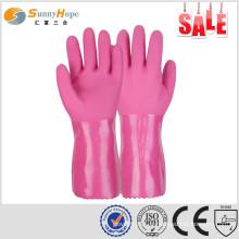 Gant de sécurité souple flexible de protection contre l'huile de Sunnyhope
