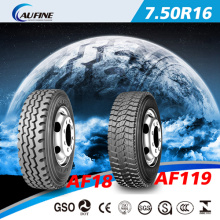 Chinese Supplier for Trucks Tires Tyre (7.50R16)