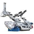 Machine de forage rotatoire de mine de charbon hydraulique complète