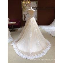 Aoliweiya Top Sale New Arrival Bride Marriage Wedding Dress