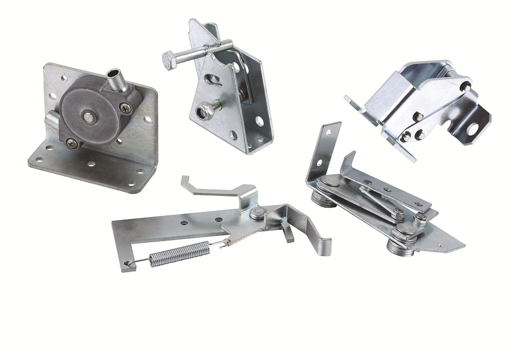 Cold Plate Drawn Assembly Riveting Hardware Connector
