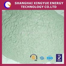 Preço da fábrica de carboneto de silício verde para refratário, polimento, abrasivo