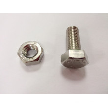 stainless steel A2-70 nut bolt manufacturing machinery price