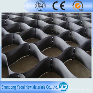 1.0mm HDPE Geocell Geosynthetics for Retaining Wall
