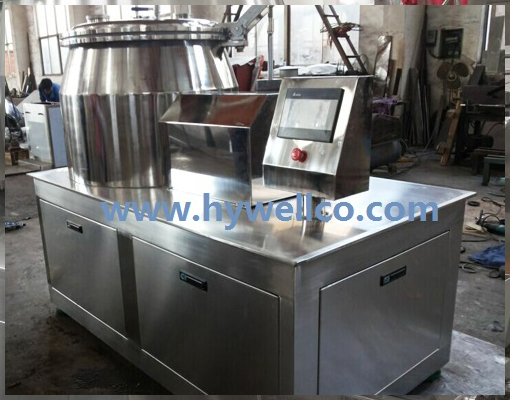 Rapid Mixer Granulating Machine