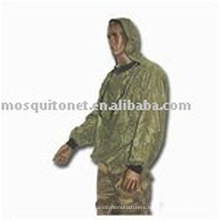 Mosquito head net and jacket