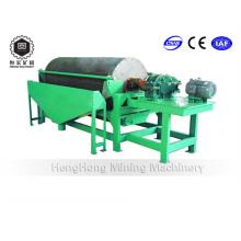 Strong Magnetic Separator for Concentrating Garnet Quartz