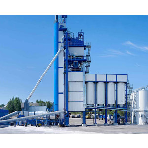 Hot Mix Asphalt Mixing Plant Spares Harga