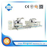 Industrial Aluminum Profile CNC Heavy Duty Arbitrary Angle Double Head Cutting Saw SKZXR-600*5300