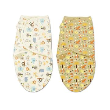 ultra soft bamboo baby swaddle blanket infant swaddle adjustable