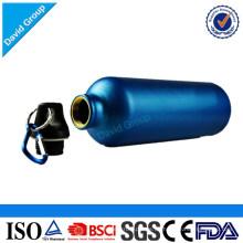 Portable Custom Logo Printing Sport Aluminium Wasserflasche mit dichtem Deckel