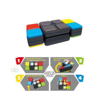 Leading for Two Way Bug Viewer Toy  Game Magic Cube export to Indonesia Manufacturer
