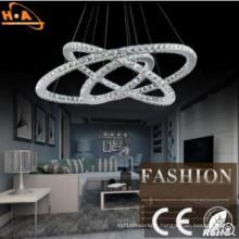 Luxury European Crystal Pendant Lamp with UL