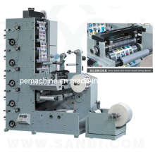 Automatic Label Flexographic Printing Machine (RY320-A)