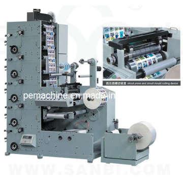 Máquina automática de la impresión de la etiqueta Flexographic (RY320-A)