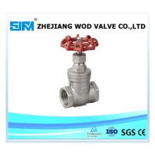Válvula de retenção de alta pressão em aço carbono (valvula de compuerta)