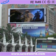 Panneau d'affichage polychrome extérieur fixe de P5 HD de P5 pour la publicité