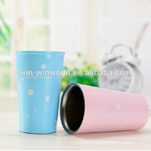 Novelty Personalized Stainless Steel Fancy Coffee Cups And Mugs