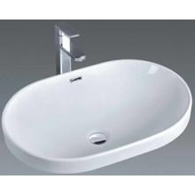 Дешевые Цена Ванная керамическая раковина бассейна (018)