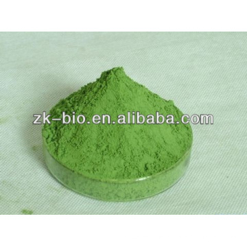 Polvo orgánico de hierba de cebada 100% natural