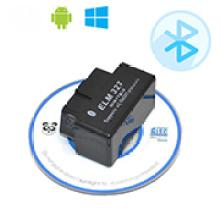 OEM/ODM Elm327 Bluetooth OBD2 Auto Scan Tool с свободного программного обеспечения для Android, Windows