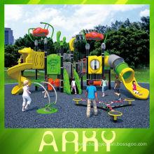 2014 New Beautiful children Outdoor Playground Equipment