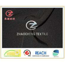 Poly Two-Line Ribstop duas maneiras trecho vestuário tecido (ZCGF095)