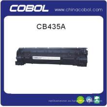 Bk Cartucho de tóner compatible CB435A para HP Laserjet P1005 / P1006