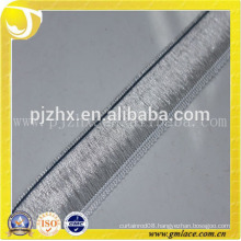 2015 Polyester Fringe Trim Wholesale Silver Fringe in Stock