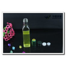 250ml Empty Transparent Glass Olive Oil Bottle