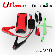 Multi function car Jump Starter 12000mAh power bank car jump start