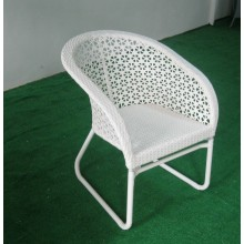 Garden Furniture Rattan Chair And Table For Dining