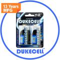 Super pilha seca adequadas para bateria alcalina de produtos eletrônicos